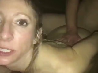Slutty Wife Gets Shared With Neighbor