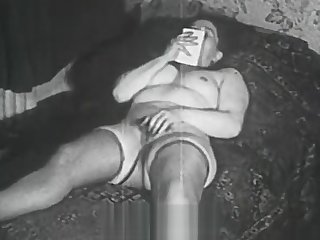 Heavy Hooker Fucked by a Thief (1950s Vintage)